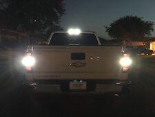 2014-2017 Chevy Silverado & GMC Sierra WHITE LED REVERSE BULBS