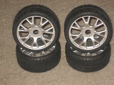 Ofna DM1,GTP2,X3 GT,Kyosho  wheels & tires 1/8 17mm On Road Tires