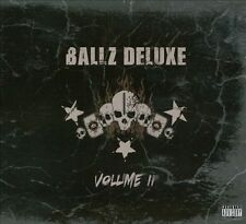 Volume II [PA] [Digipak] by Ballz Deluxe (CD)
