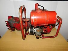 Vintage Lombard OMS 2 Man Chainsaw Power Head Motor Engine
