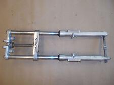 85-14 OEM Honda CMX250C Rebel 250 OEM complete forks front end triple clamps