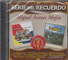 CD - Miguel Aceves Mejia NEW Serie Del Recuerdo 22 Tracks - FAST SHIPPING !