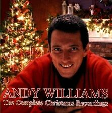 Andy Williams: The Complete Christmas Recordings. 2CD Set Holiday Music