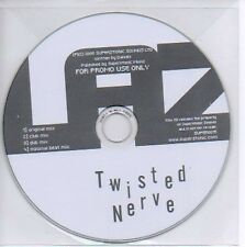 (N22) Twisted Nerve, Laz - DJ CD