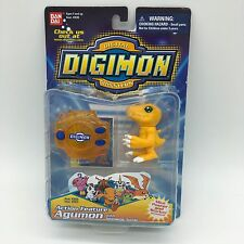 Digimon Action Feature Agumon #3931 With Swinging Arms! - Bandai Mini
