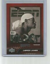 2005 LEBRON JAMES UPPER DECK ESPN THE MAGAZINE # MAG-LJ1