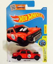 Hotwheels TIME ATTAXI ( RED ) - Hot Pick
