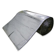 "12""x39"" Car Insulation Sound Deadener Block Automotive Heat & Sound Proof Mat"