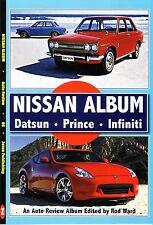 Book - Nissan Datsun - Prince Bluebird Cherry Sunny Violet Austin - Auto Review