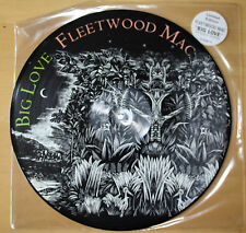 """FLEETWOOD MAC - BIG LOVE (EXTENDED) 12"""" VINYL PIC PICTURE DISC  Extremely rare!"""