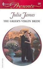 The Greek's Virgin Bride (Harlequin Presents Greek Tycoons #2383)