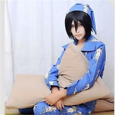 Attack on Titan Shingeki no Kyojin Rivaille pajamas pyjamas cosplay TOP/PANT/HAT