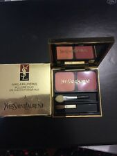 YSL Yves Saint Laurent EYE SHADOW Fard A Paupieres Poudre Duo #7 NIB