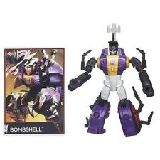 Transformers Generations Legends Class Insecticon Bombshell Figure