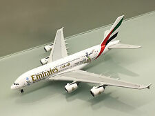 Gemini Jets 1/400 Emirates Airbus A380 A6-EDZ ICC Cricket World Cup metal model