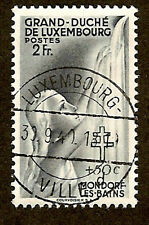 Luxembourg 1940, Woman  Scott B104