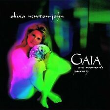Audio CD Gaia: One Woman's Journey  - Newton-John, Olivia VeryGood