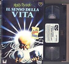Monty Python: il Senso della Vita (1983) VHS CIC 1a Ed. '87