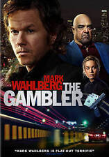 The Gambler,New DVD, Cleveland, Griffin, Leyva, Omar, Wahlberg, Mark, Kelley, An