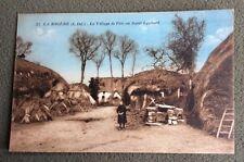 CPA ou CPSM ? LA BRIÈRE. 44 - Le Village du Pélo en Saint Lyphard.