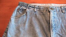 LEE JEANS SIZE 18M (38W/27L) LIGHT BLUE COLOR ELASTIC STRETCH WAISTBAND  #2938