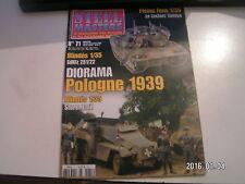*** Revue Steel Masters n°71 10e brigade de cavalerie Polonaise 1939 / Tiger P