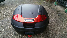 Genuine Honda Motorcycle Monolock top box - Used (Topbox Luggage)