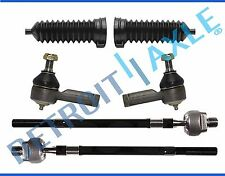 Brand NEW 6pc Front Suspension Tie Rod & Boot Kit for 2000 - 2005 Hyundai Accent