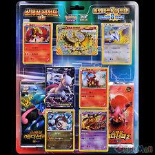 Jeu de Cartes À Collectionner JCC Pokémon XY TURBO Légendes Spéciales Set Coréen