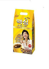 Korean instant coffee mix Maxim Mocha gold mild 100 stick