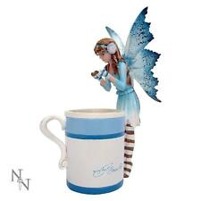 NEMESIS NOW HOT COCOA FAIRY designed by AMY BROWN Fantasy/Myth/Magic/Legend