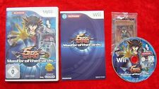 Yu-Gi-Oh! 5D´s Master of the Cards, Nintendo Wii Spiel, Neu, deutsche Version