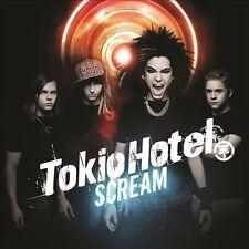 TOKIO HOTEL-SCREAM CD NEW
