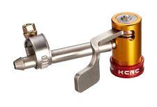 KCNC Bike Bicycle Presta Valve Pump Connectors - For Air-compressor Pump Hose