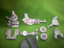 WARHAMMER40K  IMPERIAL GUARD VALHALLAN AUTOCANNON AND CREW