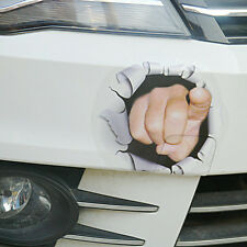 Auto SUV Pickup Funny Creative 3D Man Figure Stickers Fenders/Rear Trunk/Window