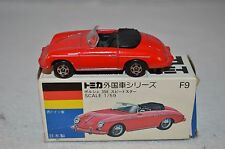Tomica Dandy No F9 Porsche 356 Speedster scale 1/61 mint in box