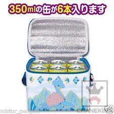 Pokemon GO XY LAPRAS Ice Lunch Bag Box Pouch Cooler Tote Strap Zipper Banpresto