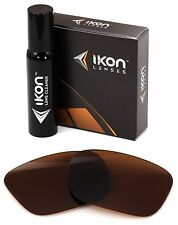 Polarized IKON Replacement Lenses For Electric Knoxville XL Sunglasses Bronze