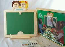 Vintage 1984 Cabbage Patch Kids Tabletop Activity Easel chalkboard never used