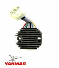 Tractor 12V Voltage Regulator YM180,186,187,220,1601 - Yanmar 121520-77710 New