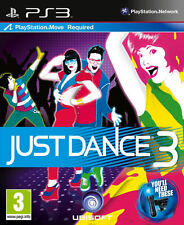 Just Dance 3 ~ Ps3 (en Perfectas Condiciones)