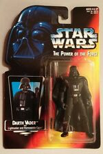 STAR WARS Darth Vader 1995 The Power of the Force NEW KENNER 4+ 69572
