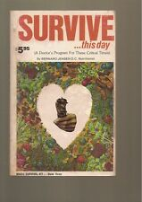 Survive This Day by Bernard Jensen (1976, Paperback)(DN)