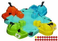 Hungry Hungry Hippos Kids Family Board Game classic fun gift NEW eat marbles !!!