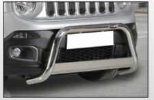 JEEP RENEGADE 2014 BULL BAR MIRROR INOX 60 LUCIDO C/TRAVERSA