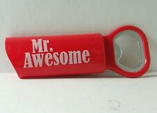 Bic Lighter Case/Cover With Bottle Opener (MR. AWESOME)