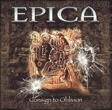 EPICA - Consign To Oblivion CD