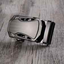Men's Steel Alloy Sports Car Shape Strap Belt Buckle Fashion Automatic Buckle