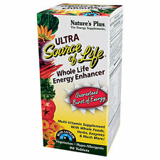 Natures Plus Ultra Source Of Life with Lutein - 90 Tablets